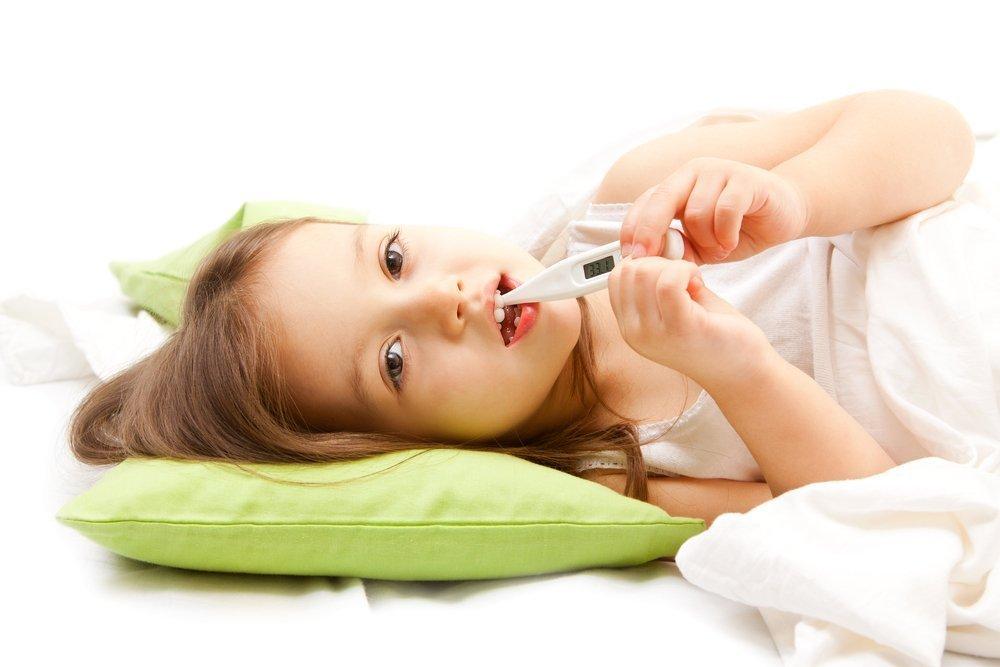 Первый контакт детей с аллергенами