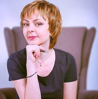 Мария Верченова, консультант по организации правильного питания и здорового образа жизни, ведущий тренингов для людей с лишним весом