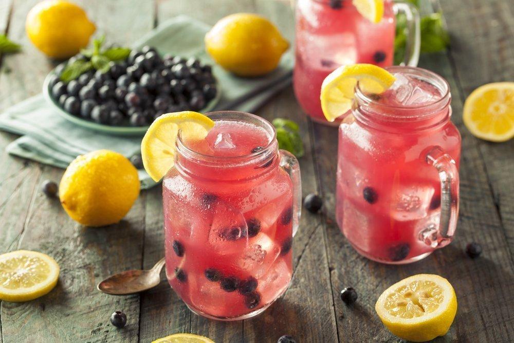 Простые рецепты домашних лимонадов