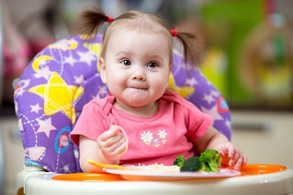 Готовим обед малышу: важные правила для мамы