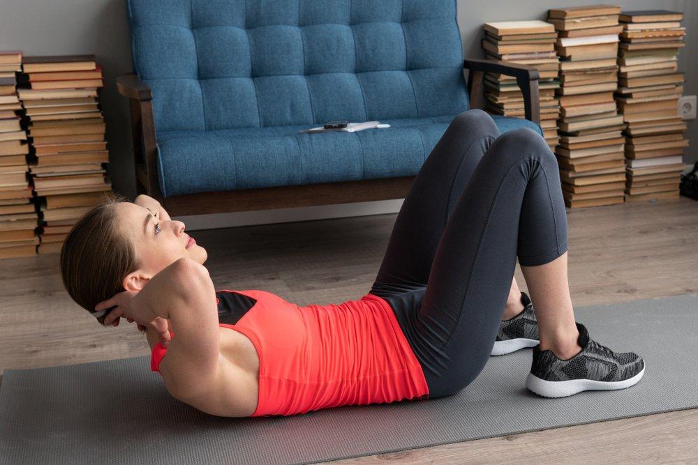 План проведения занятия фитнесом