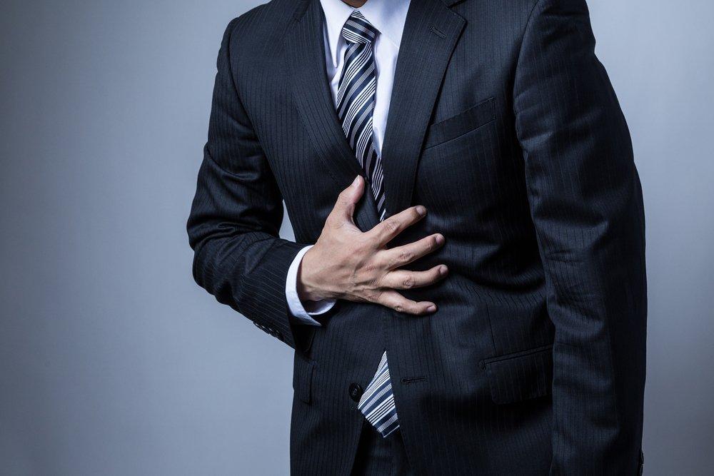 Редкие симптомы очень частой патологии