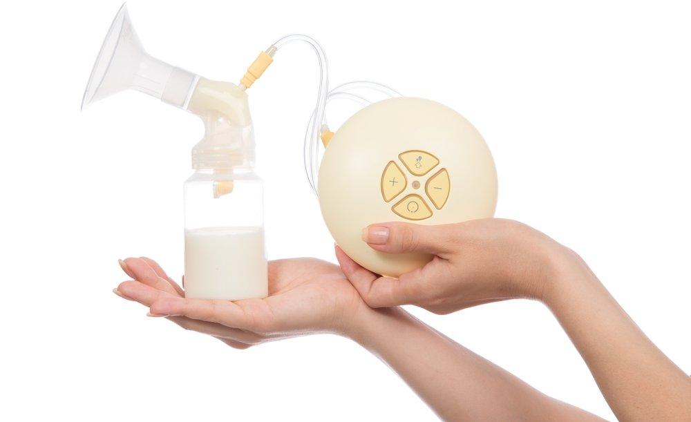 Электронные (электрические) молокоотсосы: за и против