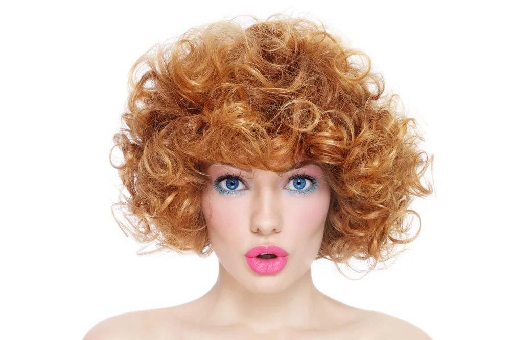 «Взъерошенные» короткие волосы