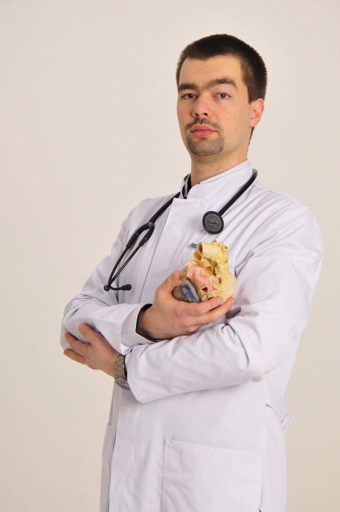 Гончаров Игорь Николаевич, терапевт-кардиолог Центра неврологии доктора Шахновича
