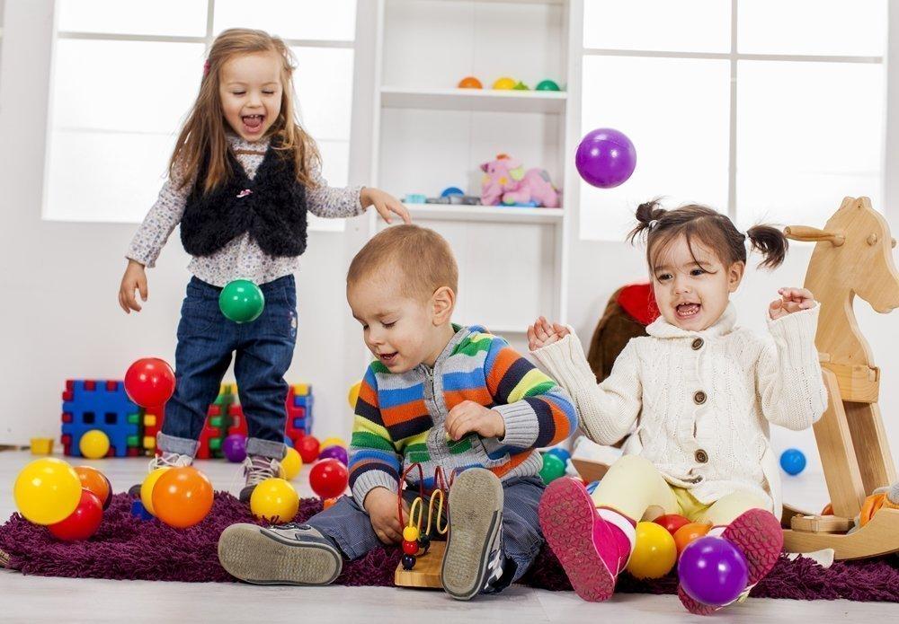 Разновидности подвижных игр для дошкольного развития ребенка