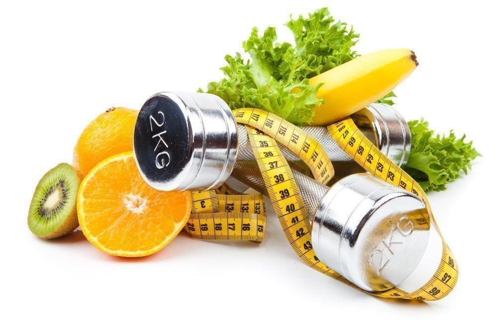 Правильное питание для борьбы с лишним весом