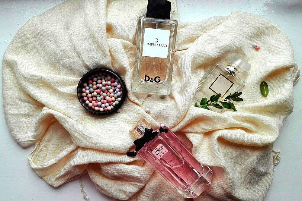 Хранение парфюмов