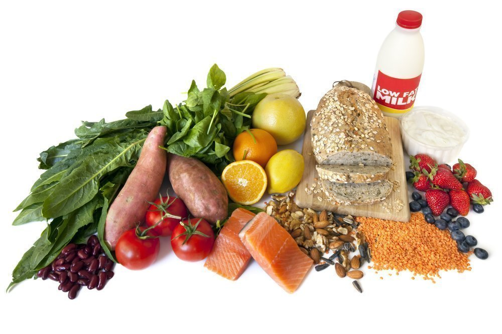 Чем надо питаться, чтобы оставаться здоровым