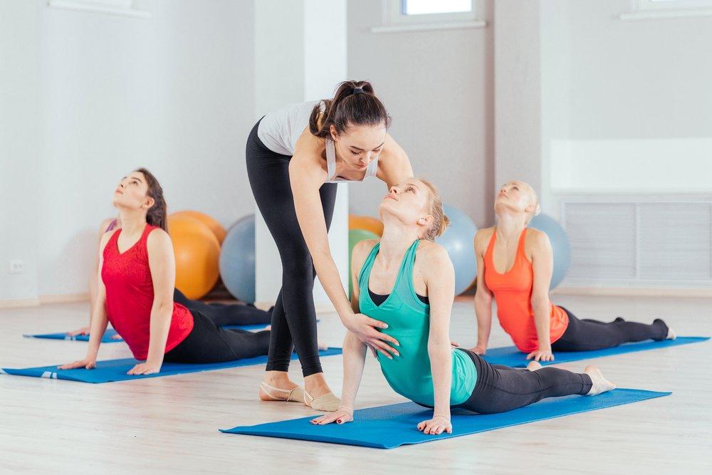 Как комплекс упражнений влияет на фигуру?
