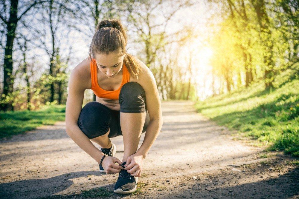 Устранить симптомы болезни поможет спорт