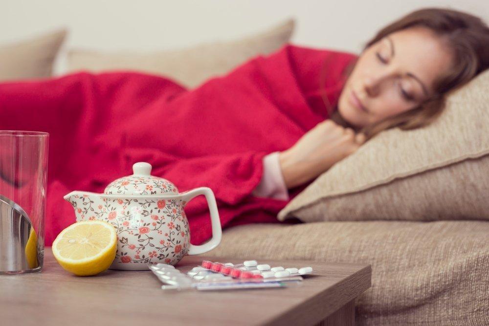 Лекарства при гриппе и возможные осложнения