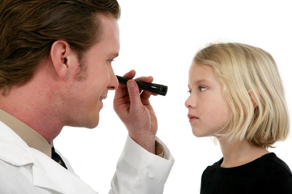 Инфекции глаз в раннем возрасте