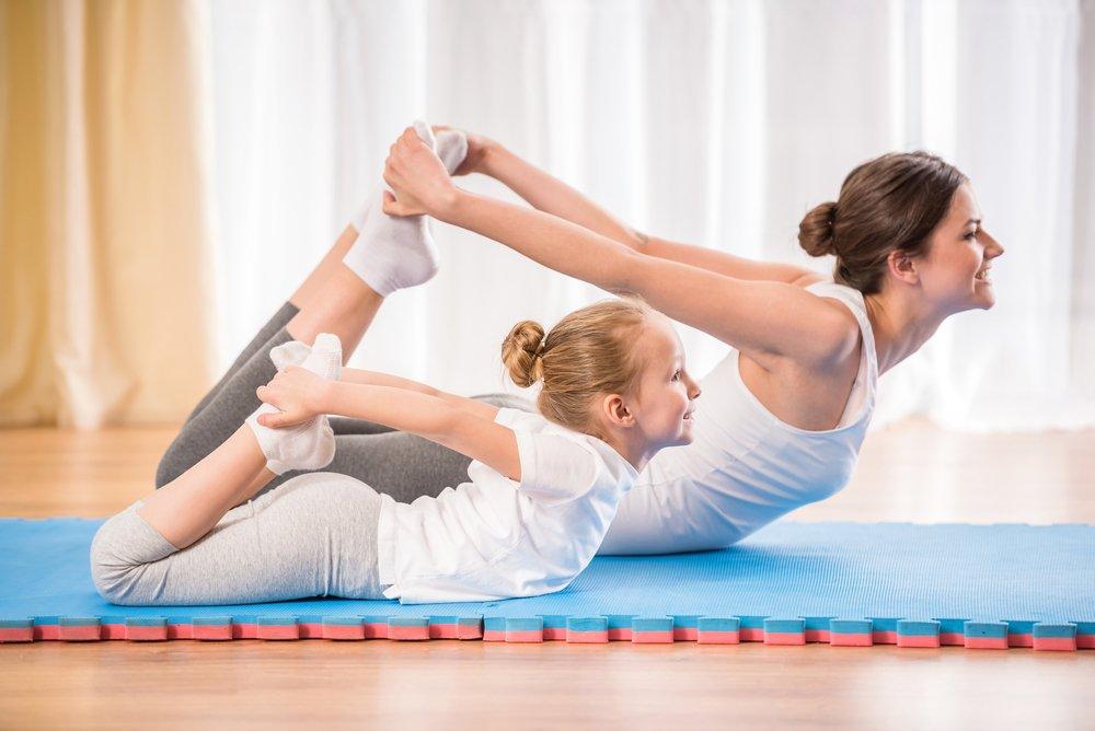 Польза йоги для детей старшего дошкольного и младшего школьного возрастов