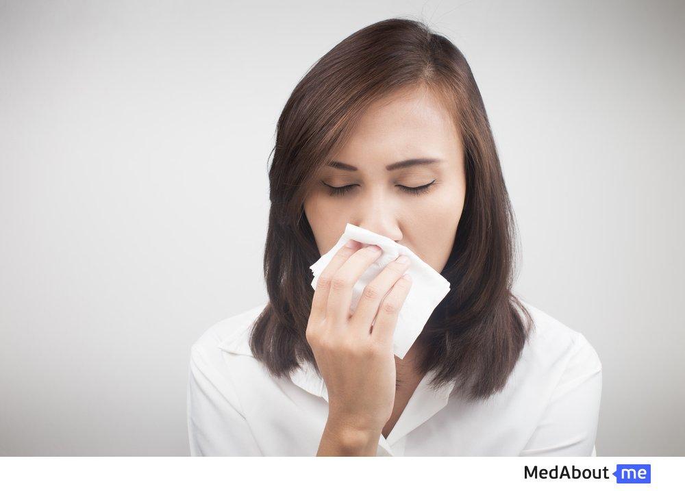Заложенность носа без насморка: лечение