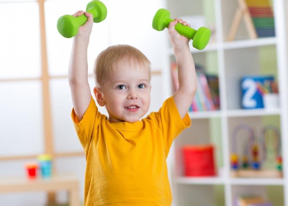 Ключевые направления физического развития дошкольников