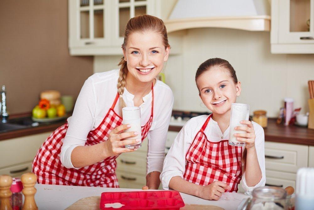 Молоко длительного хранения