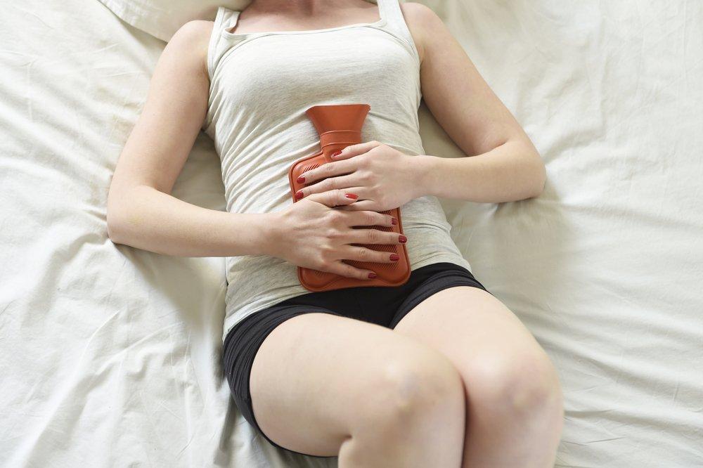 Упражнения для уменьшения боли во время менструации