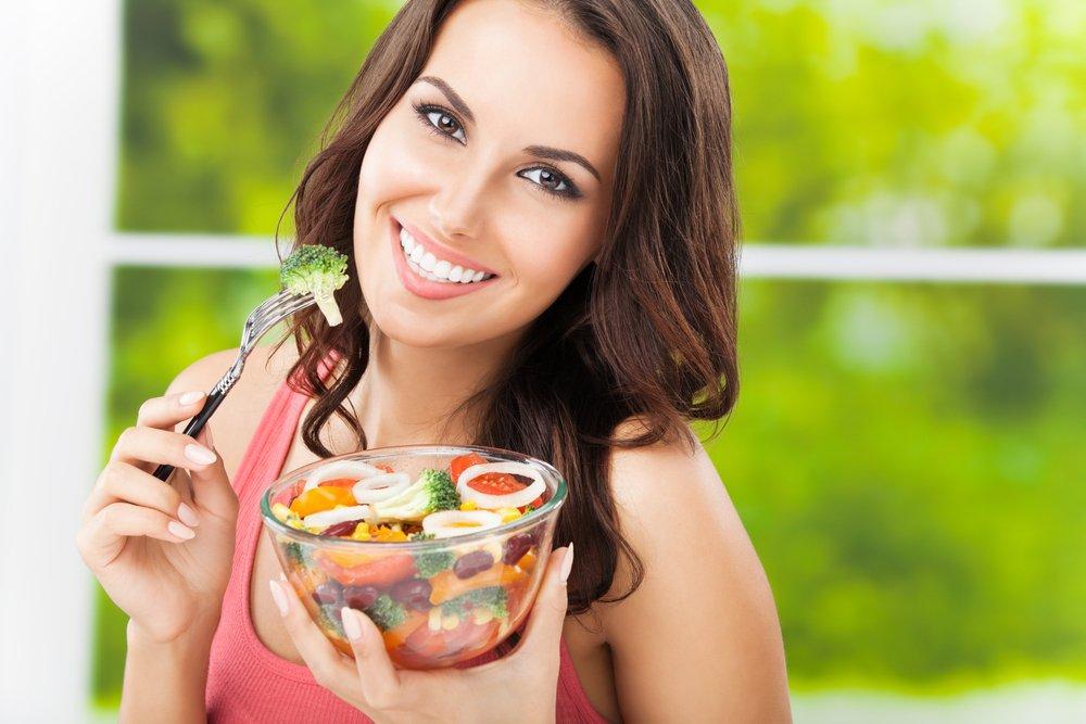 4. Есть по 5 порций фруктов и овощей ежедневно