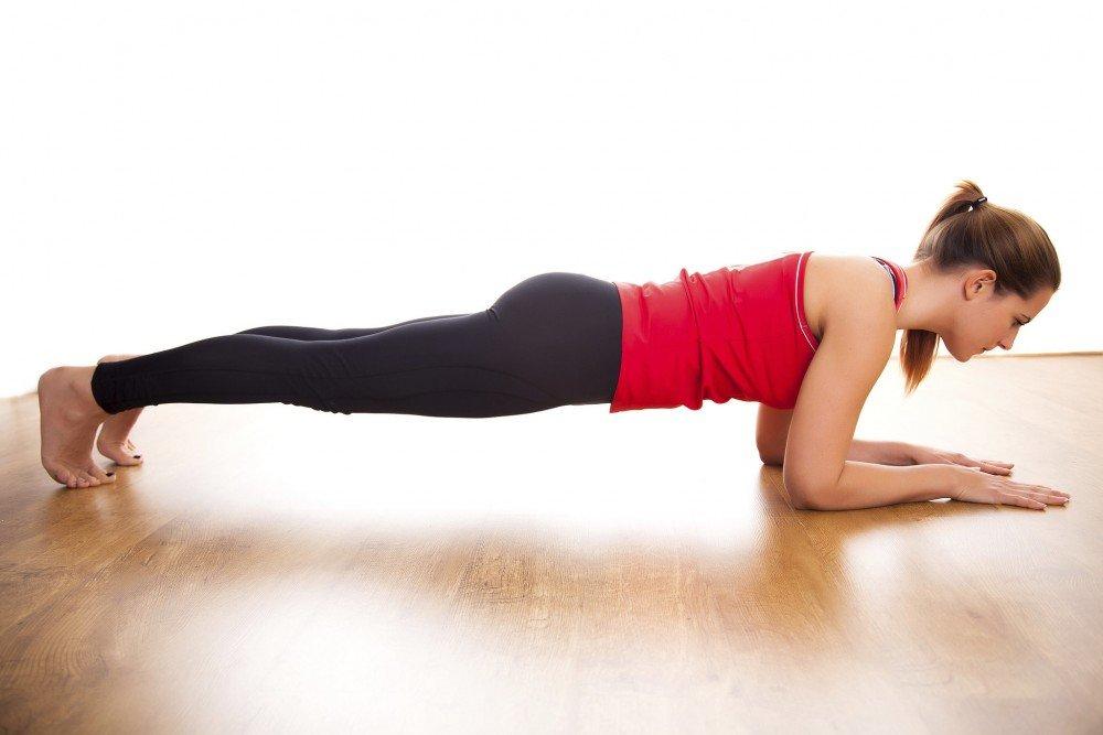Эффективные упражнения для уменьшения живота