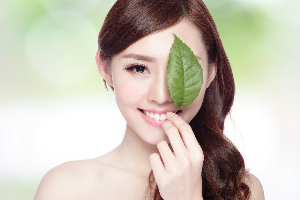 7. Травяной чай для красоты и здоровья