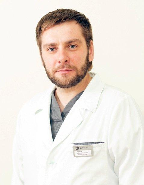 Алексеев Роман Алексеевич, руководитель отделения урологии и андрологии Клиники Немецких Медицинских Технологий GMTClinic