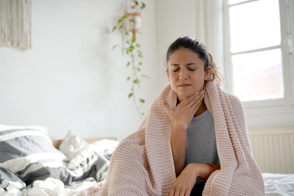 Общие рекомендации при боли в горле во время беременности