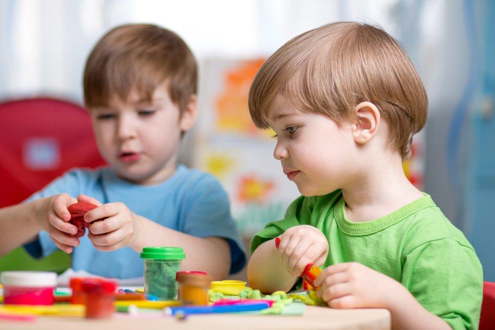 Методики и средства творческого дошкольного развития ребенка