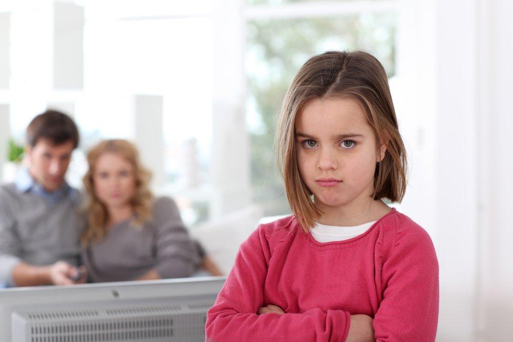 Дети воспринимают все сказанные слова буквально