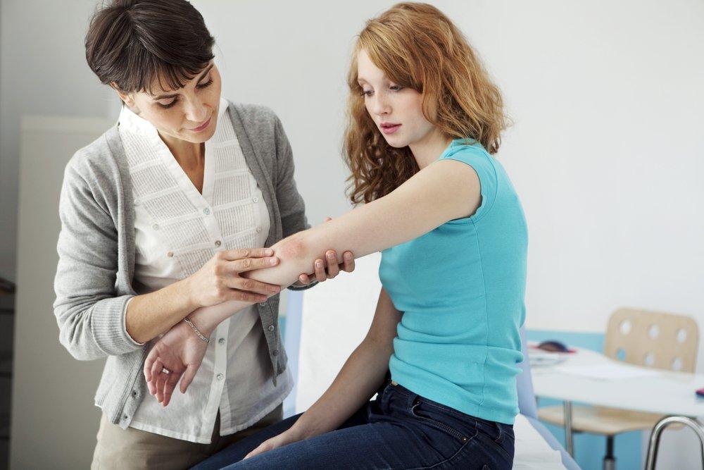 Почему возникает заболевание псориаз