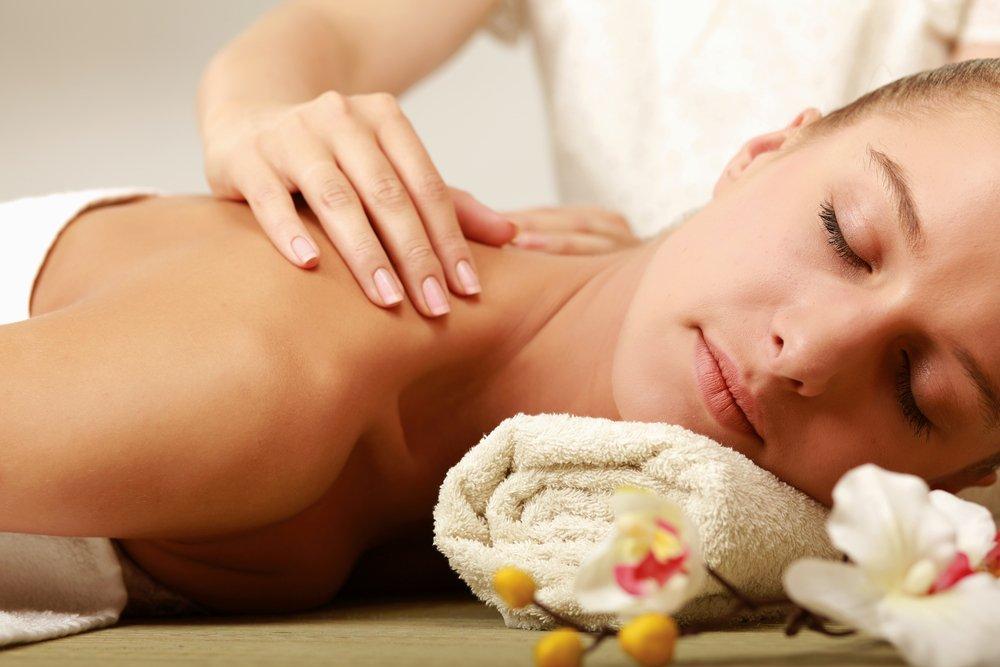 Не забывайте про массаж и обертывания