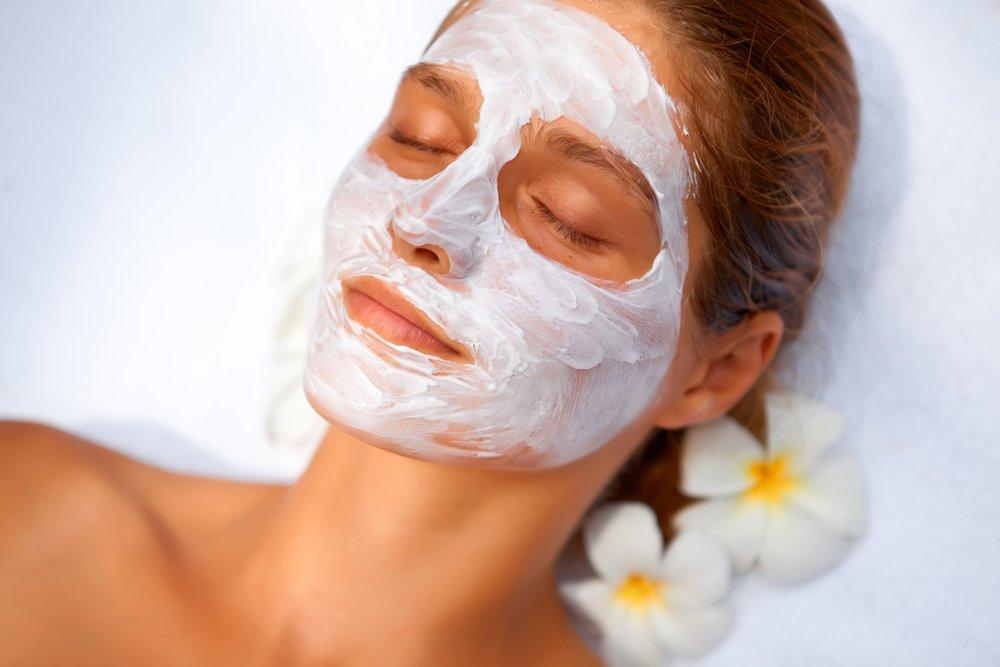 Молочные продукты в качестве масок для кожи