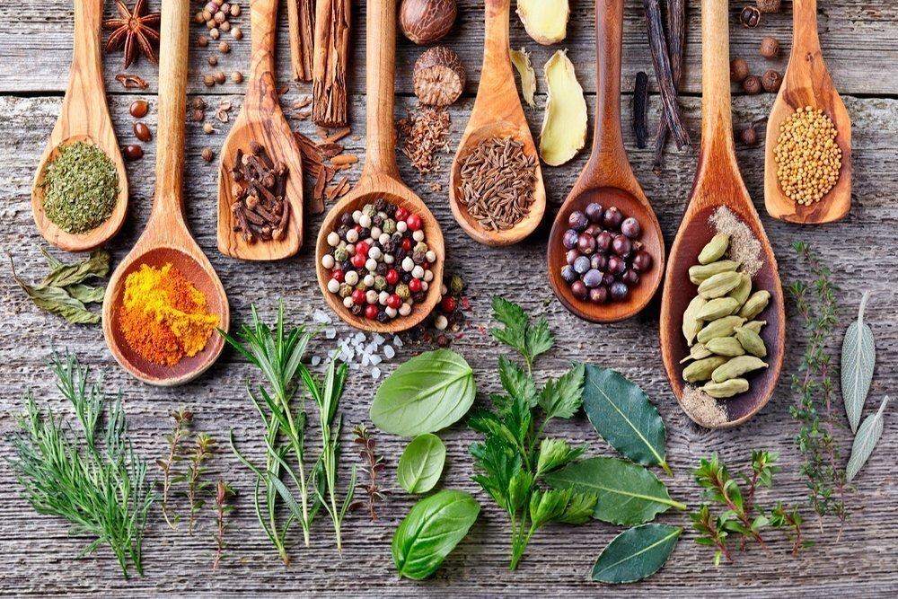 Добавьте в питание травы