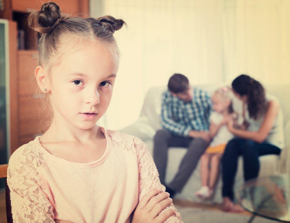 Не сравнивайте ребенка с другими