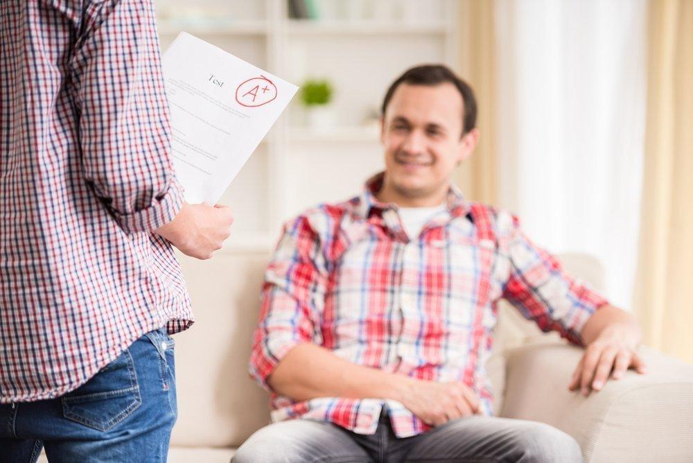Генетический тест на отцовство
