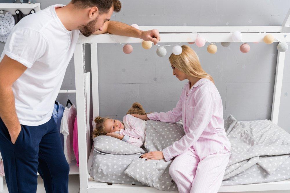 Как выключить «тревожную кнопку» родителей