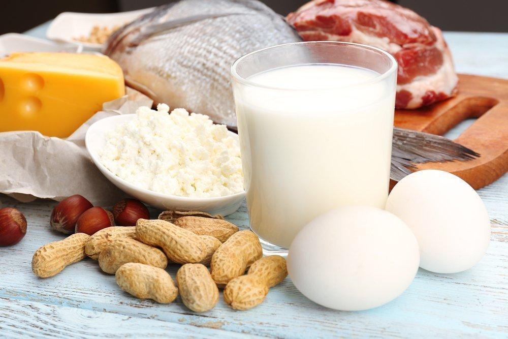 Молочной овощная диета