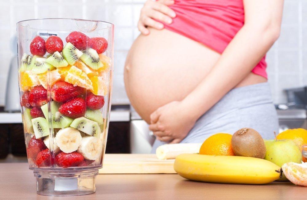 Важность диеты и здорового питания во время беременности
