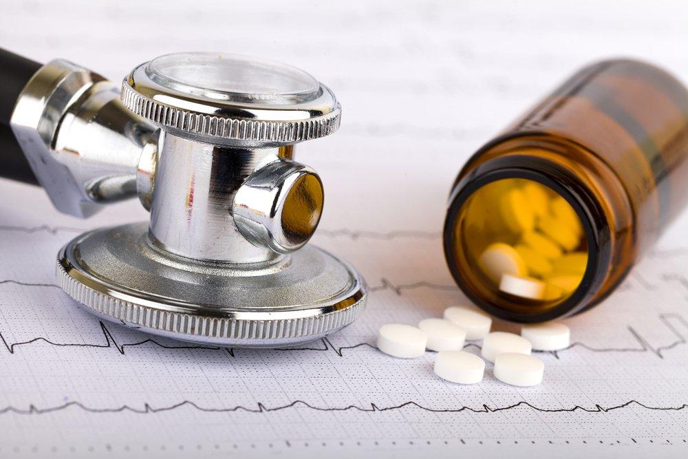 Препараты для лечения гипертонии и стенокардии (бета-блокаторы)