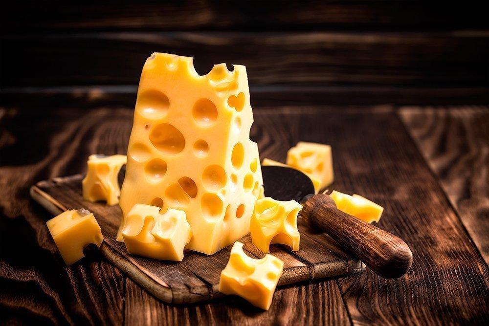 Сыр и здоровье: то, чего вы не знали