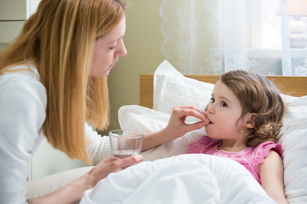 Лечение ребенка и профилактика заражения