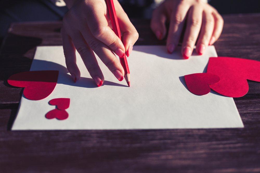 Открытка своими руками как проявление чувств и эмоций
