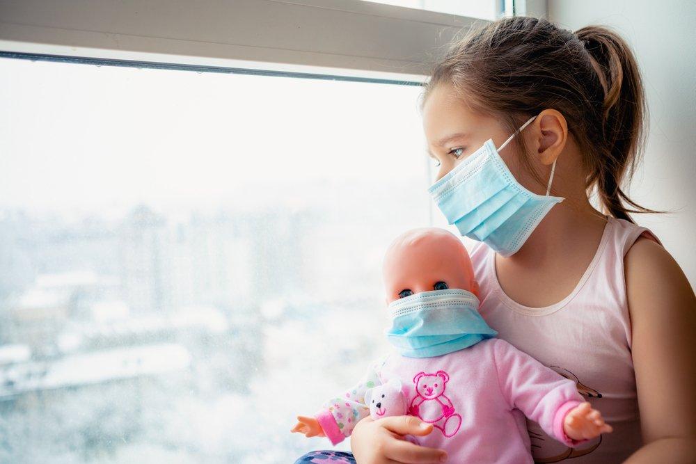 Что в России с коронавирусом у детей: мнение специалиста