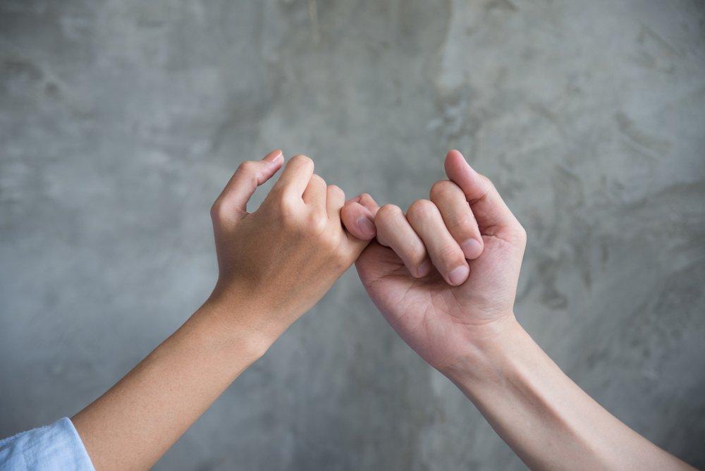 Начните отношения с чистого листа