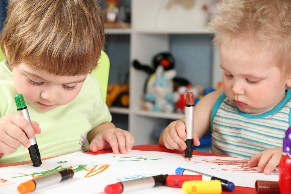 Обучение в дошкольном возрасте и нагрузка