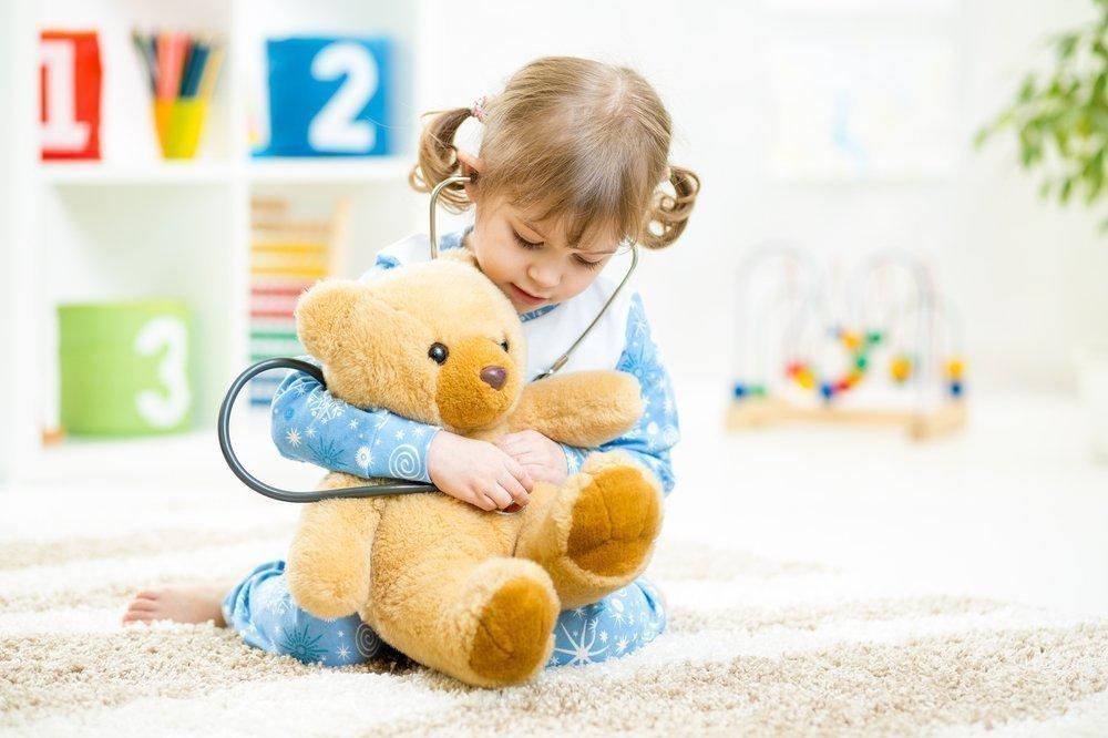 Дети от года до трех