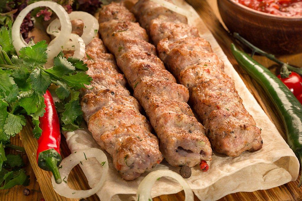 Питание с перчинкой: турецкий куриный кебаб