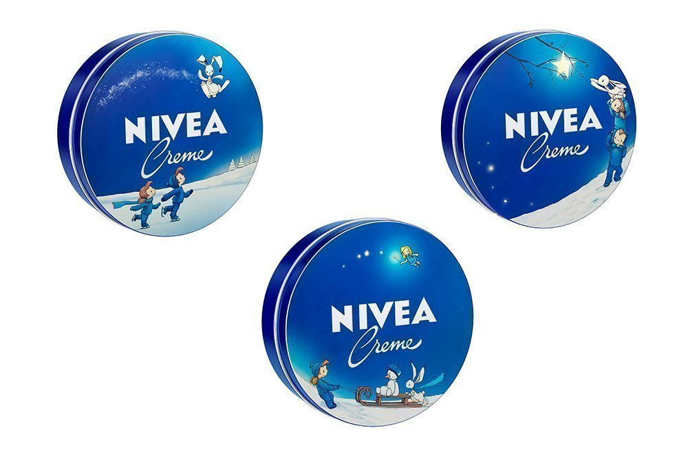 Лимитированная коллекция NIVEA Creme