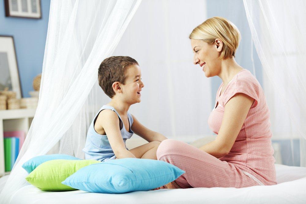 Отношения в семье без раздражения