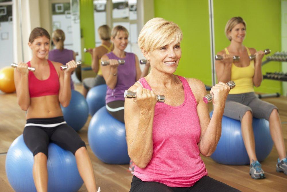 упражнения для похудения для женщин видео